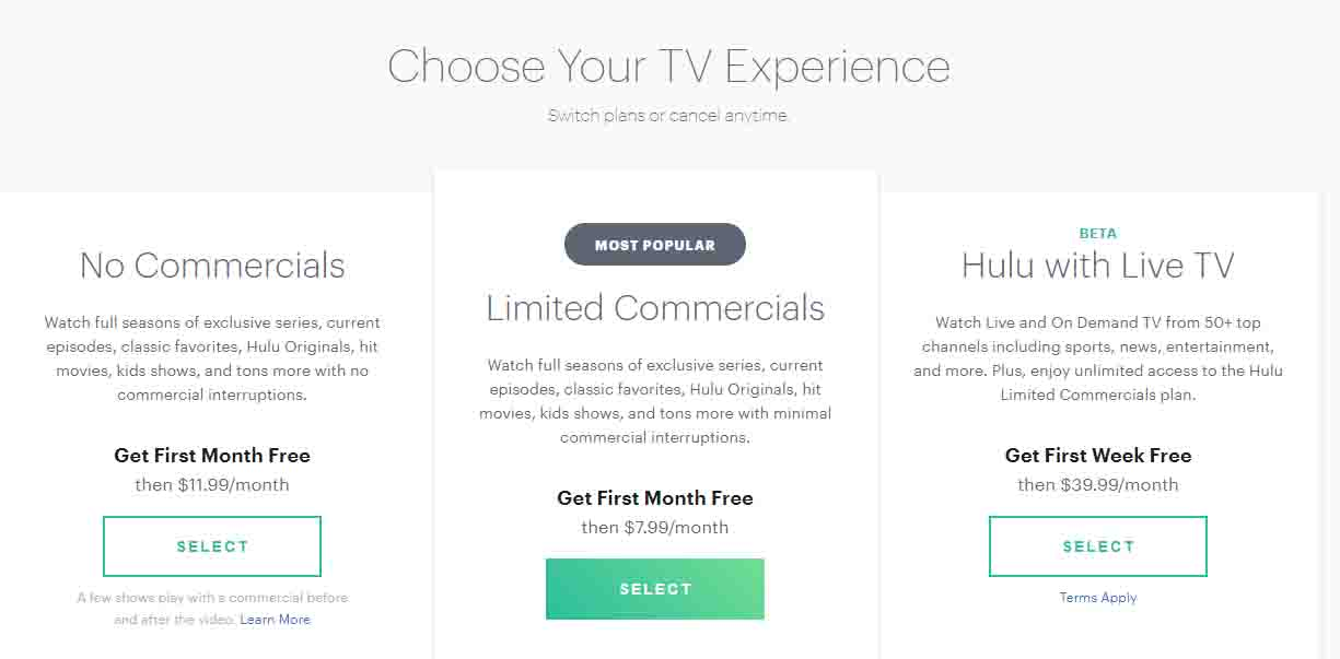 Free hulu accounts username and password (August - 2019)