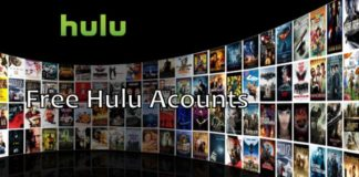 Free hulu accounts