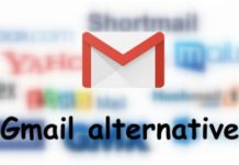 gmail alternatives