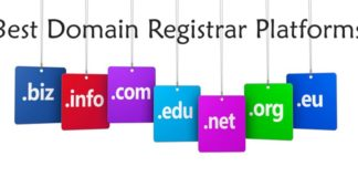 Best domain Registrar 2018