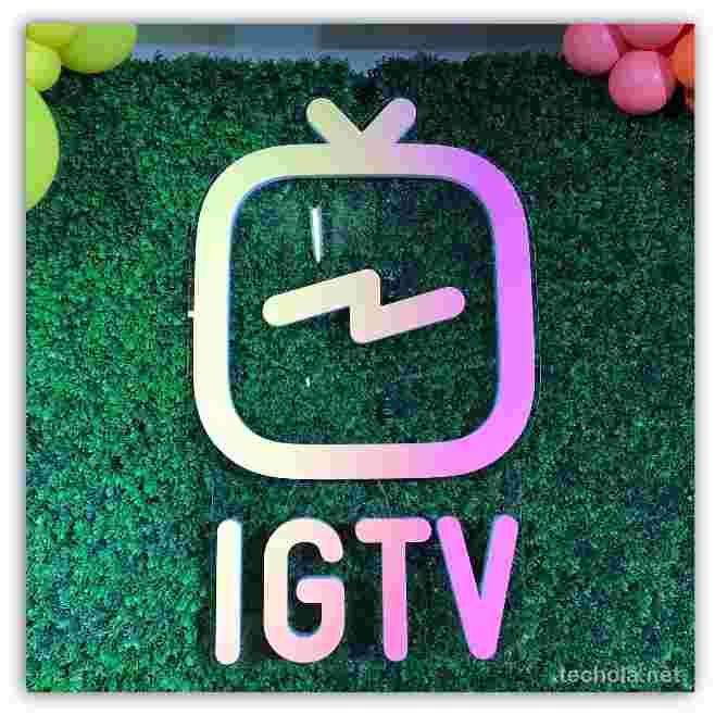 IGTV for android-How to use it