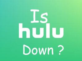 Is hulu down