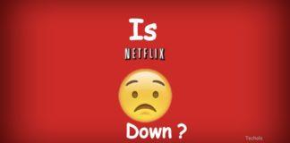 Is netflix down