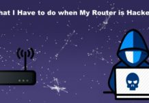 Tips to secure your router