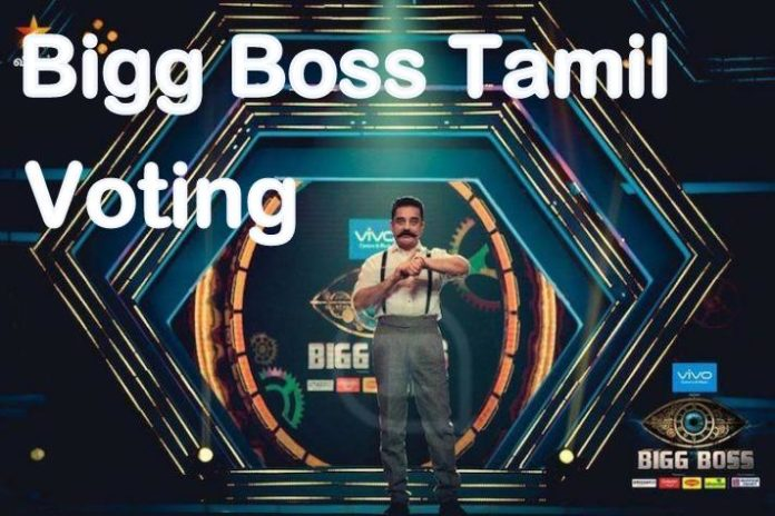 Biggboss tamil voting