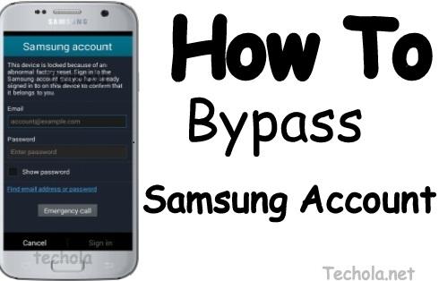 How to Bypass Samsung Account | Samsung FRP bypass - Techola net