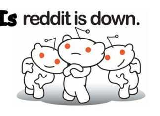 reddit is down