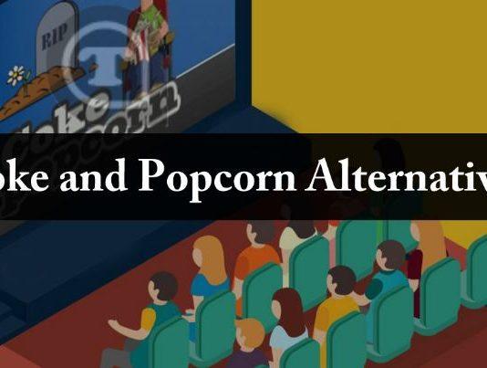 Coke and popcorn alternatives