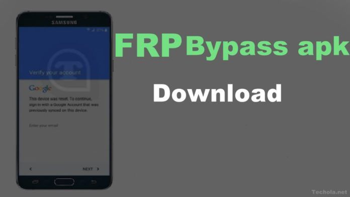 FRP bypass APK Download