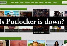 Is putlocker is down or not working