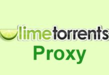 Limetorrents Proxy 2018 – Limetorrents Unblocked & Limetorrent Mirror Sites List