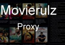 Movierulz proxy sites