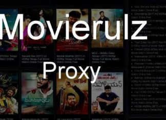 Movierulz proxy sites
