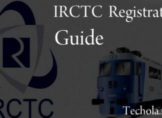 irctc registration and irctc login