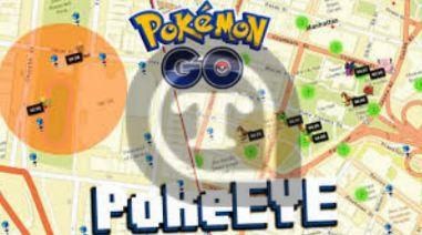 poke eye - Pokevision alternatives