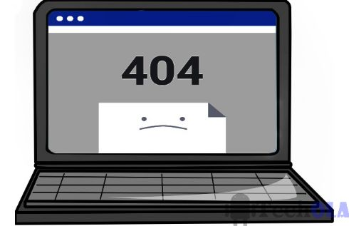 Fix 404 not found error in browser