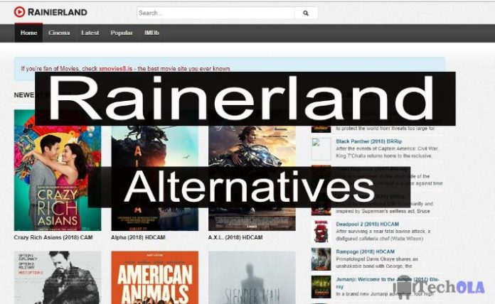Sites like rainerland
