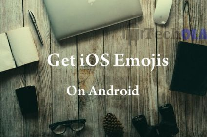 How to get iOS emojis on Android