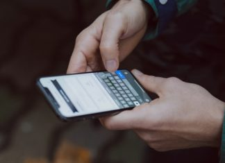 Iphone like keyboard on android