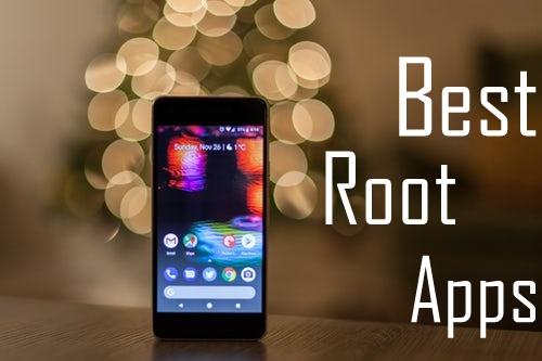 Root apps
