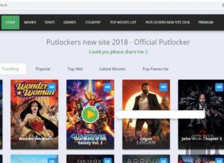 Putlocker new site