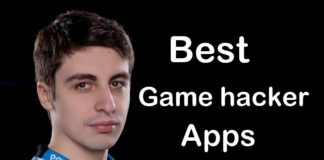 Game hacker apps