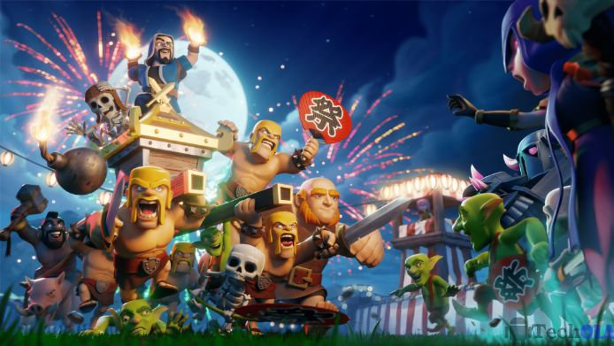 Free Clash of clans Accounts (TH -11, 12) September 2019