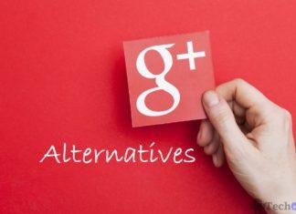 Google plus alternatives