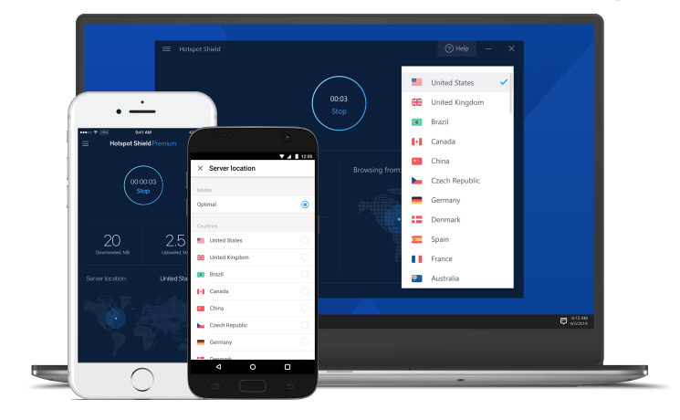Hotspot Shield VPN - Best VPN for Android & iOS
