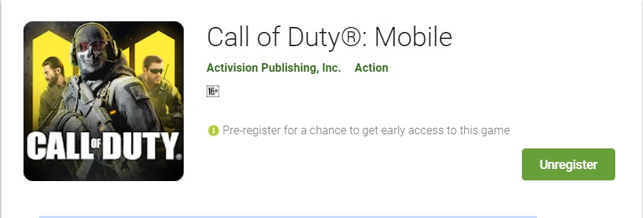 Get free cp cod mobile