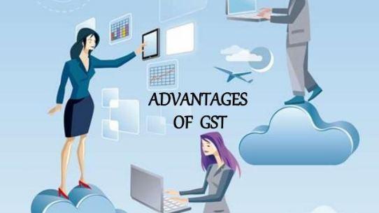 Advantages of GST