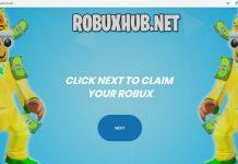 Free robux by Robuxhub.net